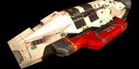 Laser Corvette