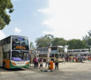 西貢公共運輸交匯處