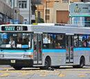 中巴港運城免費穿梭巴士