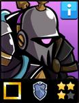 Chosen Juggernaught EL3 card