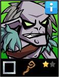 Marsh Goblin Hexer EL1 card