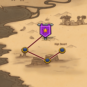 Map The Deserts Gift