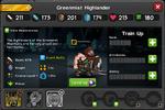 Greenmist Highlander EL1 L1 min