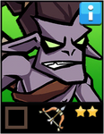 Marsh Goblin Stalker EL2 card