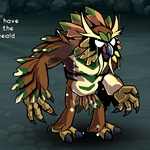 Owlbear EL1