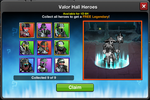 Event Valor Portal collection