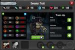 Swamp Troll Resistances EL1-2