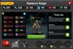 Runewood Ranger Resistances EL1-2