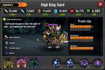 High King Gard EL1 L100 Max