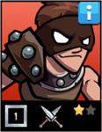Bandit Captain EL1 card
