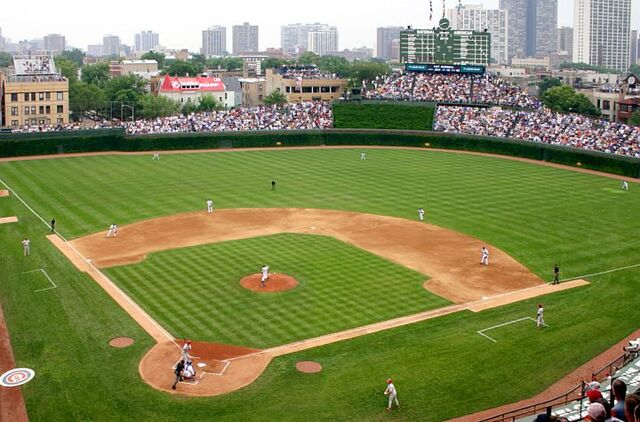 File:Wrigley baseball field.jpg