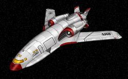 Condor class in space 02