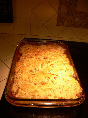 File:Peach cobbler.jpg