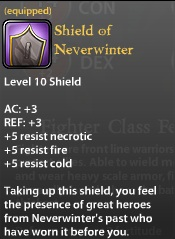 Shield of Neverwinter