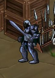 Drow Blademaster