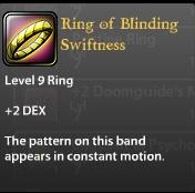 Ring of Blinding Swiftness