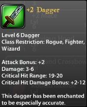 2 Dagger