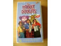 The Hooley Dooleys - Pop VHS (front cover)