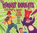 The Hooley Dooleys - Colour And Keep Fun Book