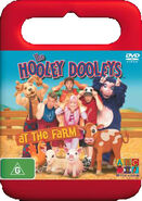 The Hooley Dooleys - At The Farm DVD (front cover)