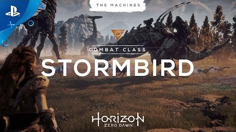 Horizon Zero Dawn - The Machines Stormbird PS4