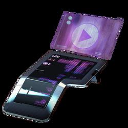 Datapoint Hologram
