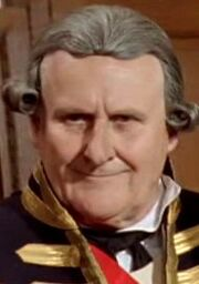 Peter Vaughan Admiral Lord Hood