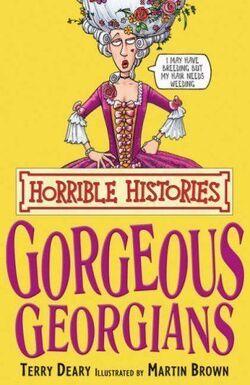 Gorgeous Georgians cover