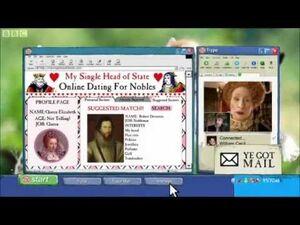 Elizabeth I Desktop