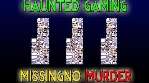 Haunted Gaming - Missingno Murder (CREEPYPASTA)