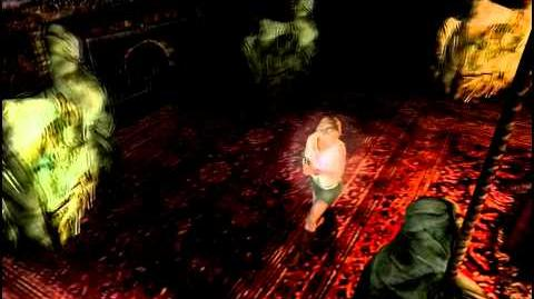 Silent Hill 3-- Memory of Alessa Boss Fight (PC)