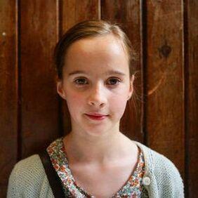 Young Hannah Roberts