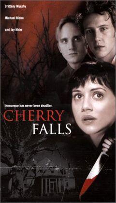 Cherry Falls VHS cover