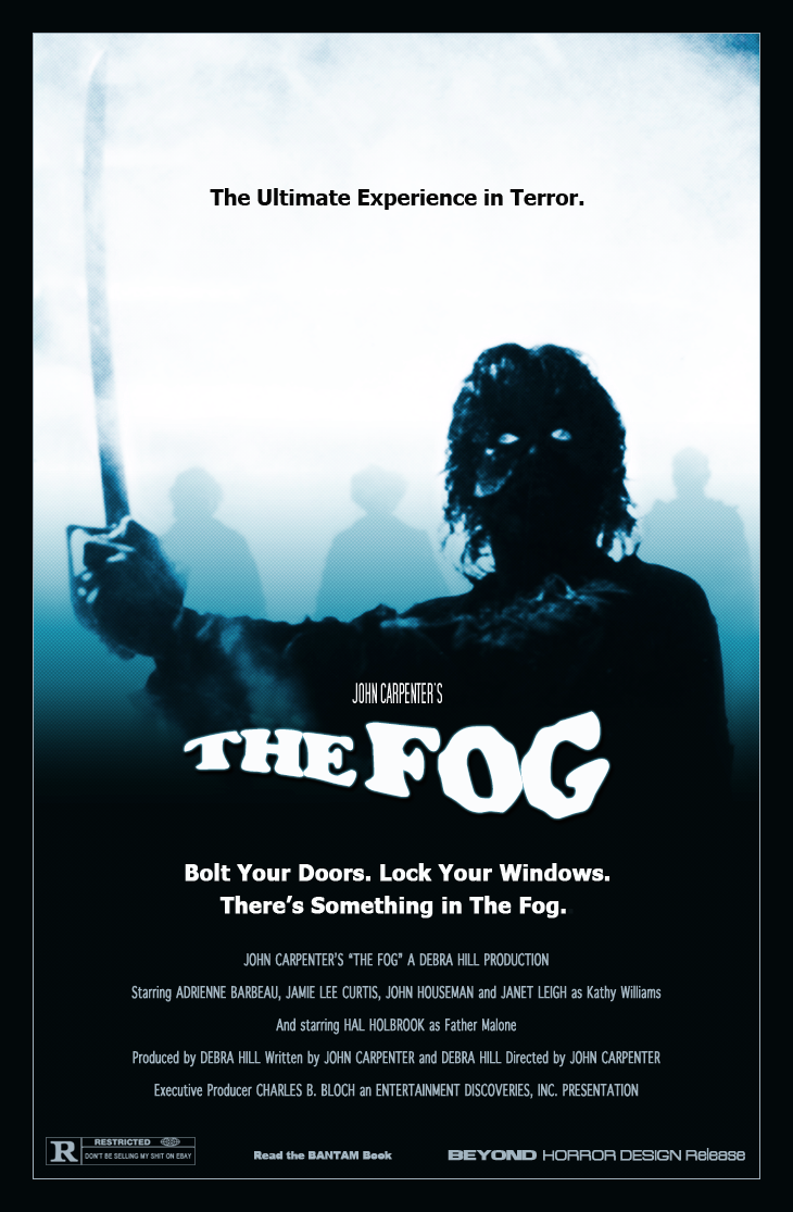 Image - The Fog 1980 poster B Beyond Horror Design.png ...