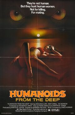 Humanoids from deep poster 01