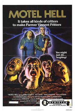 POSTER - MOTEL HELL