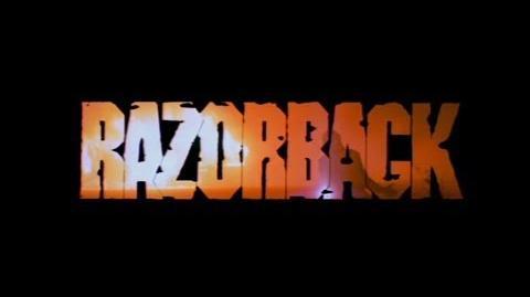 Razorback (1984) trailer