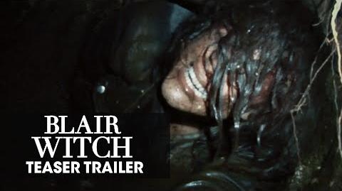 """Blair Witch (2016 movie) – """"The Woods"""" Teaser Trailer"""
