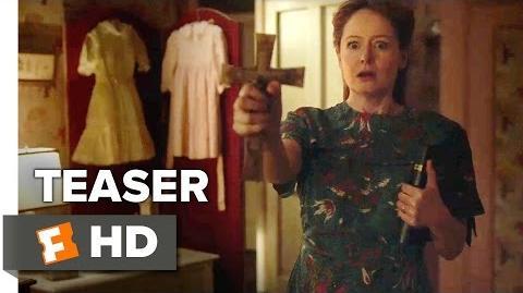 Annabelle 2 Official Trailer - Teaser (2017) - Horror Movie