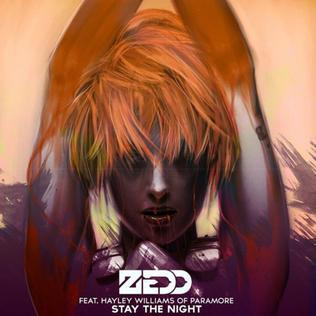 Zedd Stay the Night