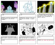 Magic.mov storyboard