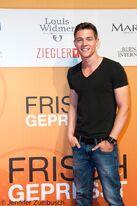 Gerrit Klein at the premiere from 'Frisch gepresst'