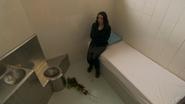 Cathrine i fengsel