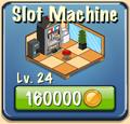 Slot machines Facility