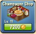 Champagne Shop Facility