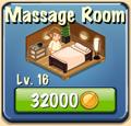 Massage room Facility