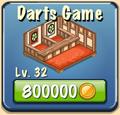 Darts Game Facility