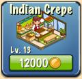 Indian Crepe Facility