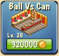 Ball vs can Facility