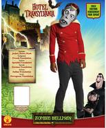 Zombie bellman costume